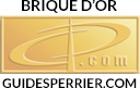Brique d'or