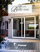 Porte patio | Standard | Belle-Vue