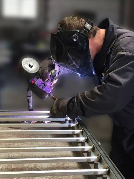 BELL ALUMINIUM INC. | Fabrication